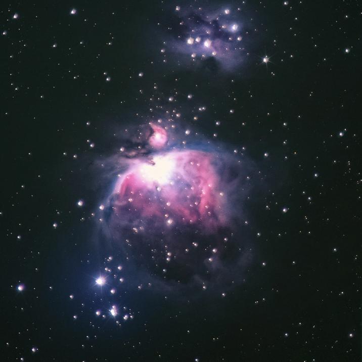orion nebula naked eye - 716×716
