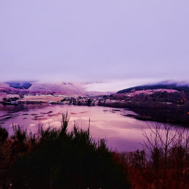 Ian is a fantastic local photographer who has not one but two images in this week's gallery including scenic Loch Tay and a frosty afternoon in the sleepy village of Kenmore.