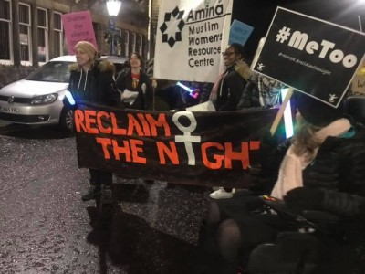 Reclaim the Night 2018