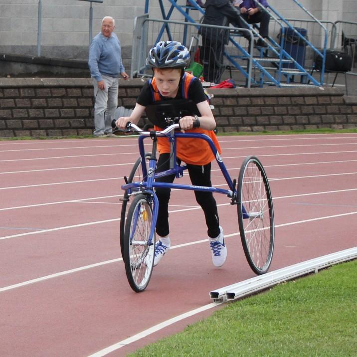 Matthew Doig, racerunner at Strathearn Harriers wins gold at the European Championships