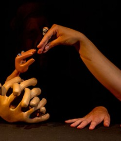 Human hands move, morph and combine in unusual ways, becoming unexpected creatures and characters...