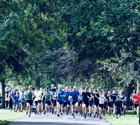 Alice Parkrun - Zoomed out