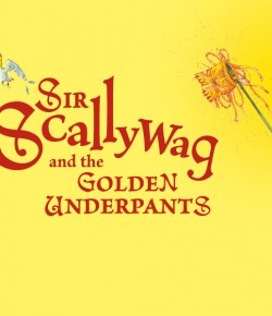 Sir Scallywag and the Golden Underpants Family Workshops at Perth Theatre are sure to be great fun and they're FREE!