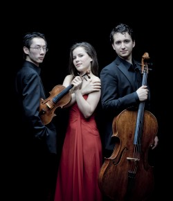 The award-winning international classical ensemble the Amatis Piano Trio thrilled Perth audiences with their programme of chamber music.