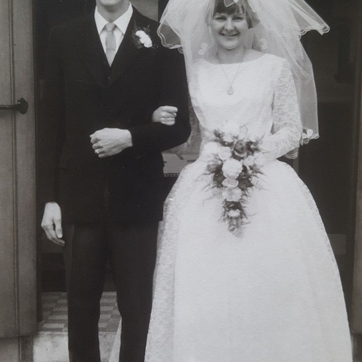This picture was sent in by our very own Nicki! She says: