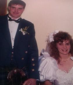 Throwback Wedding Snaps
