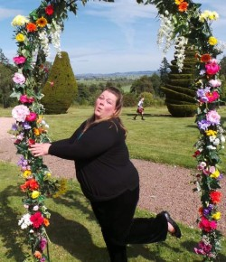 Jan Chisholm is the expert wedding coordinator at Fingask Castle, dreamwedding venue  in Perthshire.