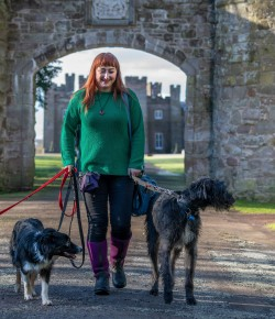 Scone Palace, one of Scotland's favourite visitor attractions, has invited dogs and their owners to an exclusive summer event where four-legged friends will get the royal treatment.