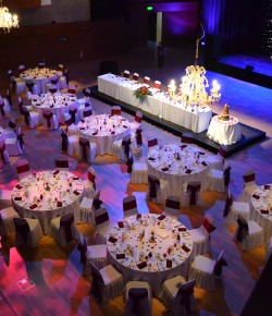 Get married in style at Perth Concert Hall or Perth Theatre