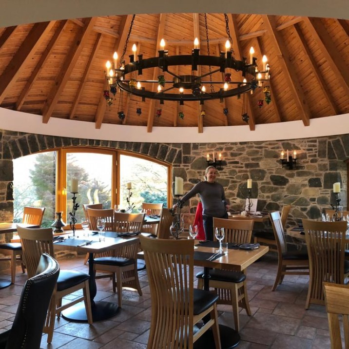 Review on a stay at Errichel Hotel and Self catering Cottages, and Thyme Restaurant in Aberfeldy, Perthshire, Scotlan