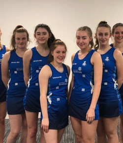 It has been announced that three netballers from Perth have been selected to represent Scotland in the prestigious under-17 European Netball Champions