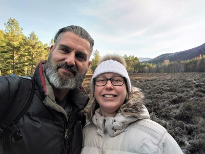 Biologist couple launch sustainable distillery