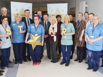 NHS Tayside Star Awards