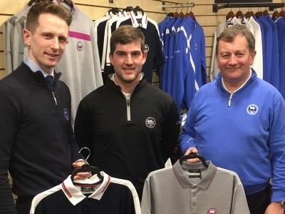 Bradley Tees Up Club Ambassador Role!
