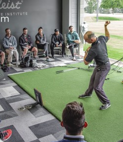 Could massage help you improve your golf swing?