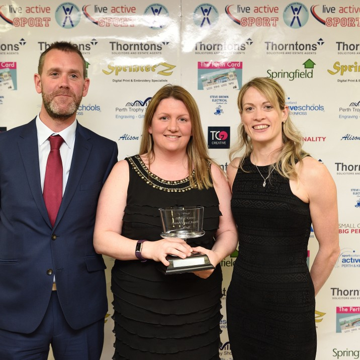 2018 Official of the Year, sponsored by The Perth Gift Card (Trophy presented by Richard Gray)