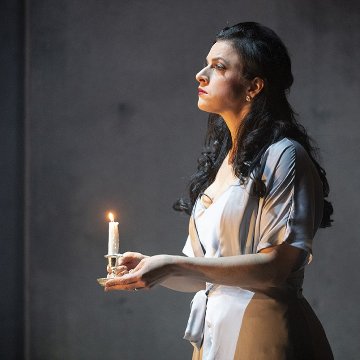 The grand opening of Perth Festival of the Arts 2019, Macbeth by Verdi performed by English Touring Opera