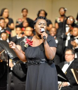 Join the Morgan State University Choir for an all-American programme of traditional, spiritual and gospel music.