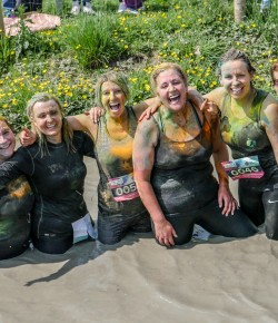 PKAVS are excited to announce that, for the fourth year running, they are holding their popular 5K colour assault course, Muddy Colour Mayhem!