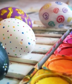 Get crafty at the castle this Easter!
