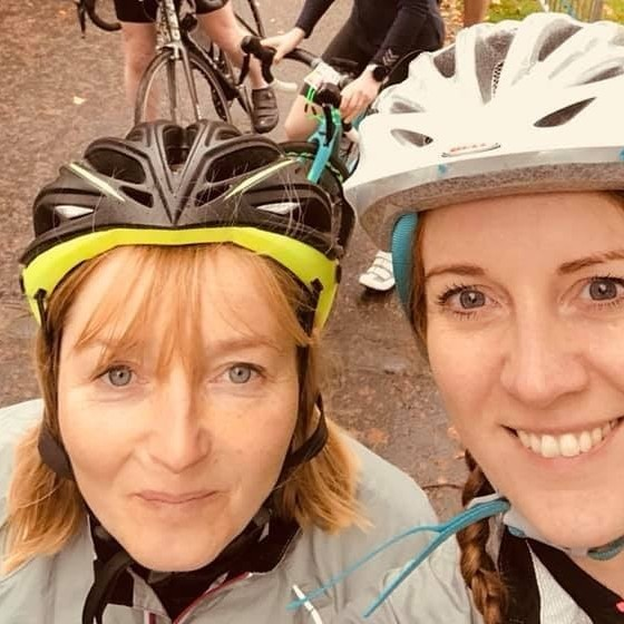 Scone cyclist gears up for Etape Caledonia after pledge to get fit with friend following life debilitating illness