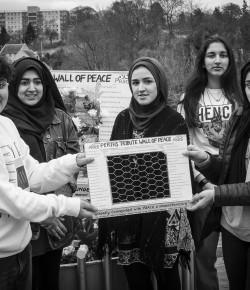 Understanding and Peace Vigil