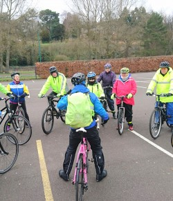 Adults learn to Cycle through Cycling Scotland is the nation's cycling organisation.