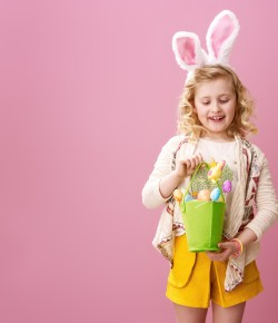 The Easter bunny is hopping into St John's on Saturday 20th April between 11am and 3pm with two super sweet Easter Fun Events.