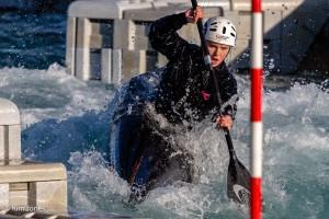 Natasha Pottinger Canoe Slalom Talented Athlete Scheme Perthshire