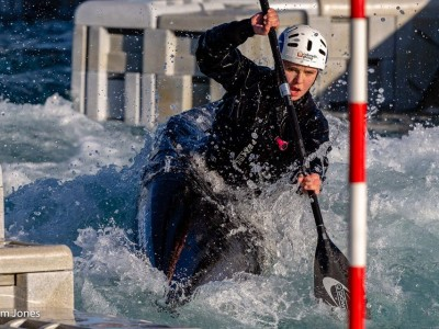 Natasha Pottinger : Canoe Slalom  Athlete