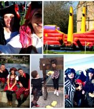 Shiver me timbers! This Easter Sunday Scone Palace are hosting an action-packed Pirate Fun Day!