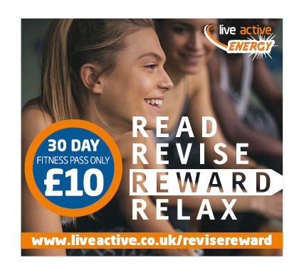 Live Active Teen Advert