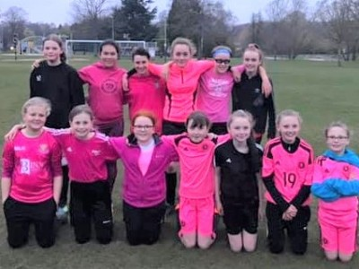 Girls Football in Perth