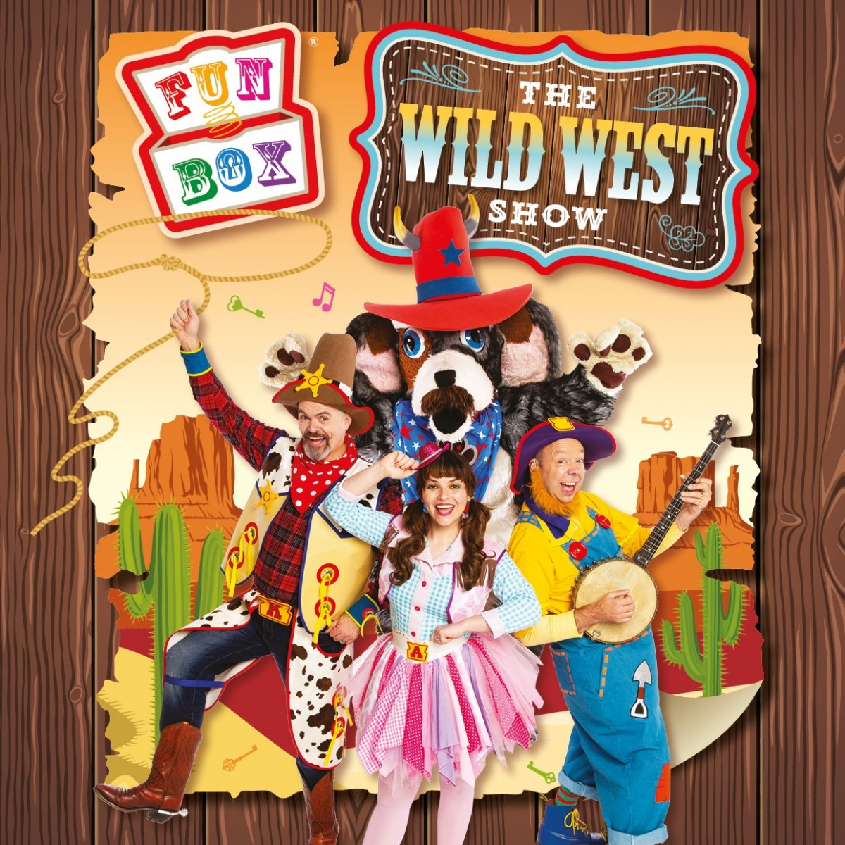 Funbox presents The Wild West Show
