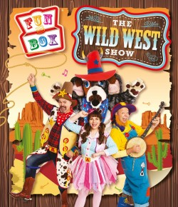 Saddle up partners! Scottish musical theatre group Funbox bring their latest spectacular - The Wild West Show - to Perth Concert Hall.