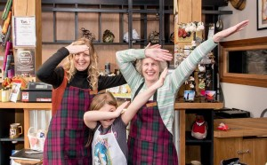 Abernethy's Clootie McToot is one of Perthshire's fastest growing indie retailers.  We find out more.