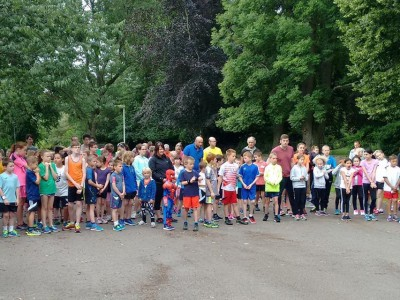 Perth's Junior Parkrun