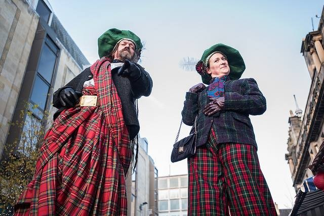 In celebration of Scotland's patron saint, Perth's annual St Andrew's Day Festival is bursting with patriotic passion.