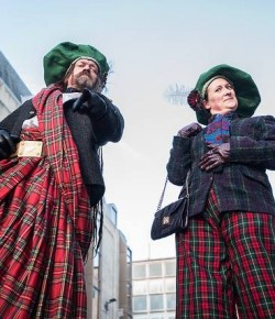 Celebrate St Andrew's Day with live music and a marketplace selling food and drink from Scotland's natural larder.