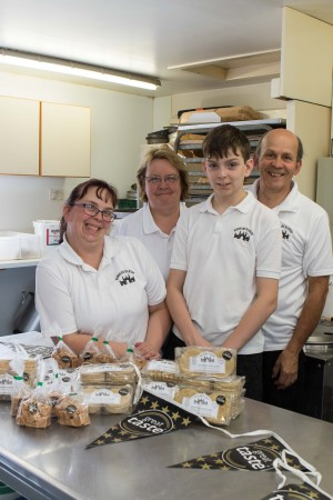 Kenmore Bakery, an award-winning bakery in Highland Perthshire, celebrate 25 years in business