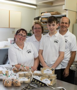 Kenmore Bakery, an award-winning bakery in Highland Perthshire, celebrate 25 years in the baking!