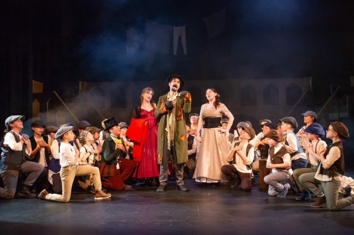 Oliver Review- Fagin