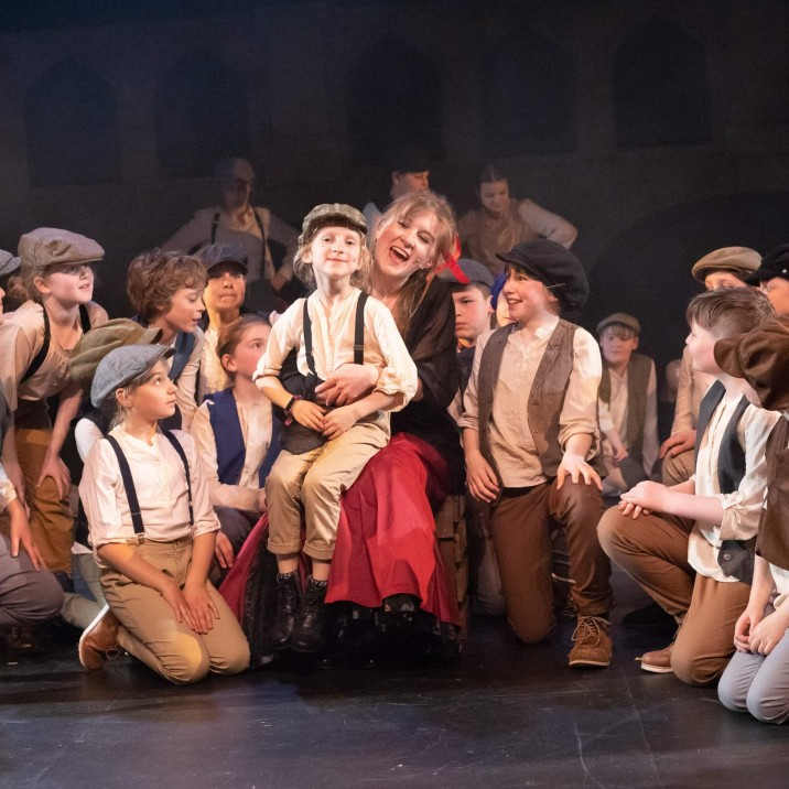 Oliver Review- Nancy and Oliver