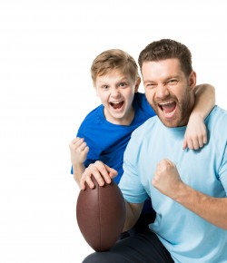 Join in for an action packed Father's Day event as St Johns Shopping Centre  invite you and your dad to compete in their Fastest Rugby Throw Competition. Its as easy as 1,2,3!