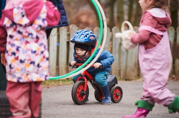 Study Early Years and Childcare at Perth College UHI.