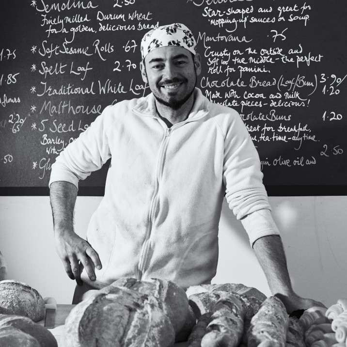 At Casella & Polegato, an Italian Bakery based in Perth, they bake everything using traditional recipes.