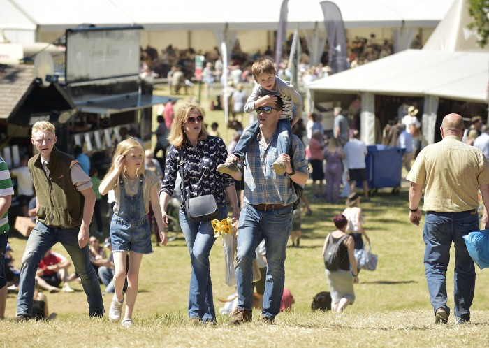 The 31st Scottish Game Fair, in association with NFU Mutual, returns to stunning Scone Palace Parklands.