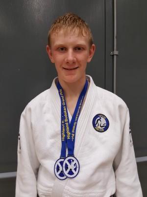 Gregor Miller, Judo champion, Perth