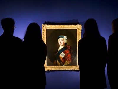 Battles, Blood and Bonnie Prince Charlie - the Jacobites return to Perth