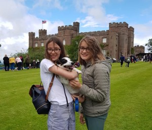 We've got all the cute pictures of the dogs that attended Scone Palace's dog friendly event Paws at the Palace.